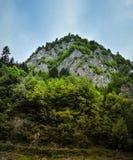 Cretaceous mountains Pieniny National Park panorama Royalty Free Stock Photos