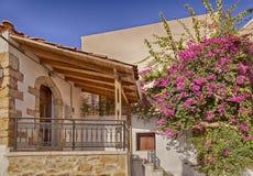 Cretan house Royalty Free Stock Image