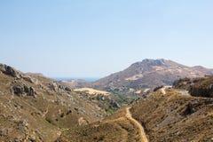 The Cretan mountains. Royalty Free Stock Photos