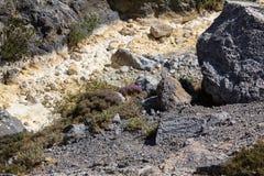 The Cretan mountains. Royalty Free Stock Images