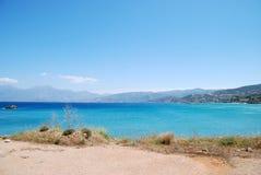 Cretan sea Royalty Free Stock Photo