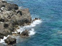 Cretan sea Royalty Free Stock Image