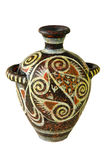 Cretan vase Royalty Free Stock Photography