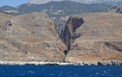 Crete ö, Grekland royaltyfri foto