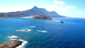 Crete Fotografie Stock Libere da Diritti