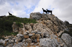 crete Arkivfoto