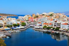 Crete Fotografia Royalty Free