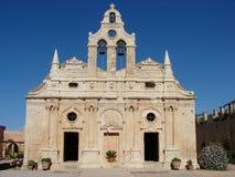Crete - Arkadi foto de archivo
