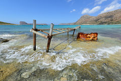 Crete, Balos Royalty Free Stock Photos