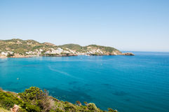 Crete bay Royalty Free Stock Photography