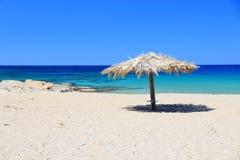 Crete beach royalty free stock photography