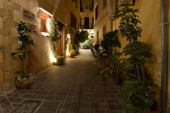 Crete, Chania Stock Photography