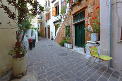 Crete, Chania Royalty Free Stock Photo