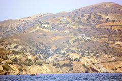 Crete detail Royalty Free Stock Photography
