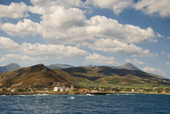 Crete em kissamos Fotografia de Stock Royalty Free