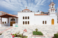Crete, Grecja, Afendis Christos - zdjęcie stock