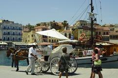 crete greece rays den jordägande pågående nivån sunen Fotografering för Bildbyråer