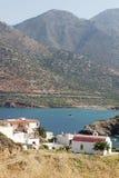 Crete. Greece. Sea. Royalty Free Stock Photography