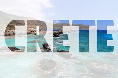 Crete, Greece Royalty Free Stock Photos