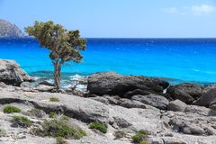 Crete island Royalty Free Stock Images