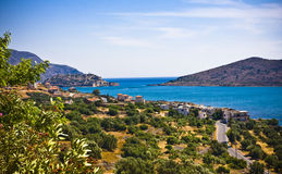 Crete island, Greece Royalty Free Stock Photo