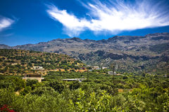 Crete island, Greece Stock Image
