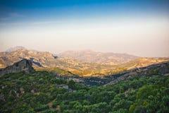 Crete island, Greece Stock Photos