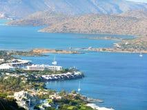 Crete island Greece Stock Images
