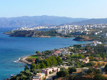 Crete island Greece Royalty Free Stock Images