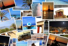 Crete island photos Royalty Free Stock Photography