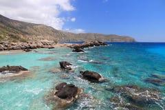 Crete landscape Royalty Free Stock Images