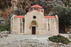 Crete monaster Obrazy Royalty Free