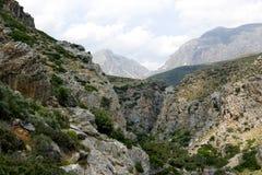 Crete mountain. Stock Photo