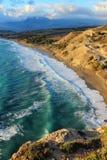 Crete natural landscape Royalty Free Stock Photos
