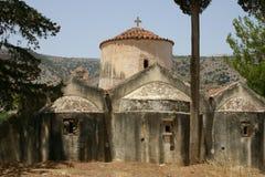 Crete/Panagia Kera Fotos de archivo libres de regalías