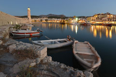 Crete, Rethymno Stock Photos