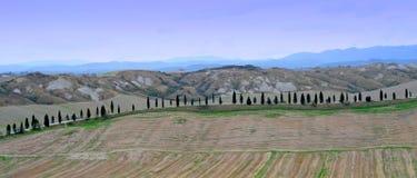 Crete senesi, Tuscany Royalty Free Stock Image