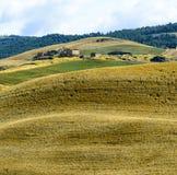 Crete Senesi (Tuscany, Italy) Royalty Free Stock Photo
