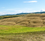 Crete Senesi (Tuscany, Italy) Royalty Free Stock Photos