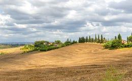 Crete Senesi (Tuscany, Italy) Royalty Free Stock Photography