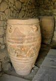 Crete vase Stock Images