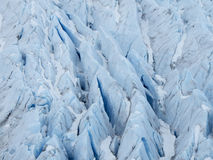 Crevasse Royalty Free Stock Photos