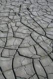 Crevasse sur la terre V Images stock