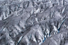 Crevasses Royalty Free Stock Images