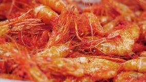 Crevette croustillante photographie stock