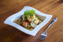 Crevette verte thaïlandaise #2 de cari Photo libre de droits