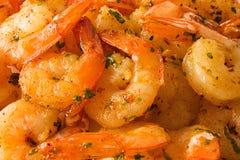 Crevettes Photo stock