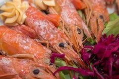 Crevettes 2 Photographie stock libre de droits