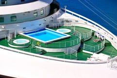 Crew deck Stock Images