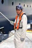 Crew member stock images